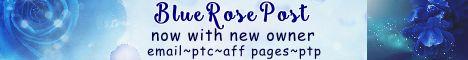 BLUE ROSE POST